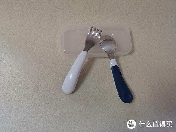 享受自助就餐的乐趣,oxo不锈钢勺子套装开箱评测