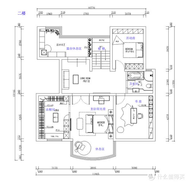 二楼设计图