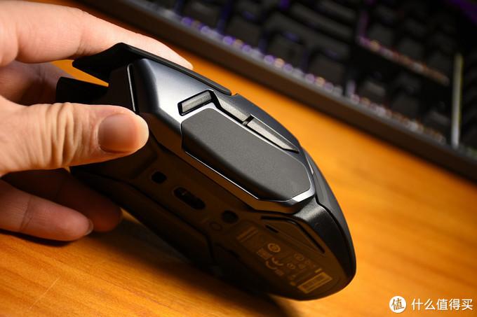 又精又准又沉稳,SteelSeries 赛睿 Rival 650 无线游戏鼠标评测