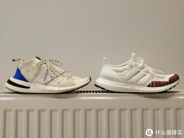 你的鞋上有彩虹—Adidas ultraboost LTD开箱