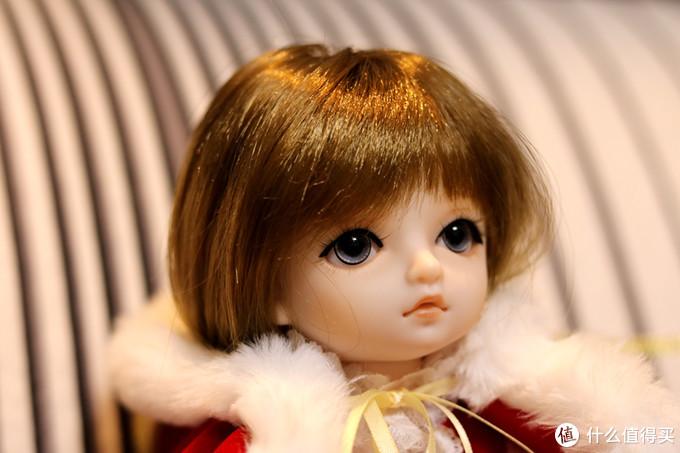 圣诞节给女朋友买什么礼物?小米有品的小可乐BJD娃娃值得考虑
