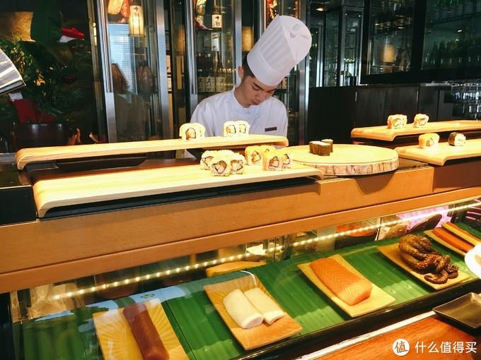 日式寿司区