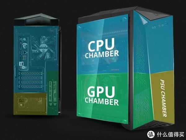 """i9-9900K+RTX2080 Ti:msi 微星 发布 Infinite X 9th """"无限""""电竞主机"""
