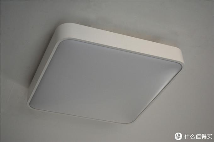 小米承包了你全家的灯,549元照亮客厅,值得买吗?Yeelight皓石LED吸顶灯Pro