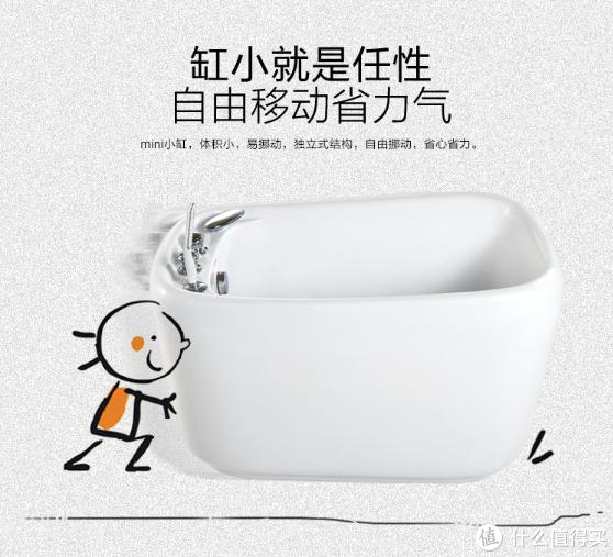 钟爱泡澡,浴缸却无处安放?  来!这篇给你答案