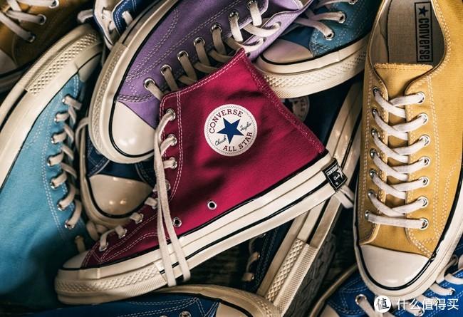 选一双经典的Converse吧!