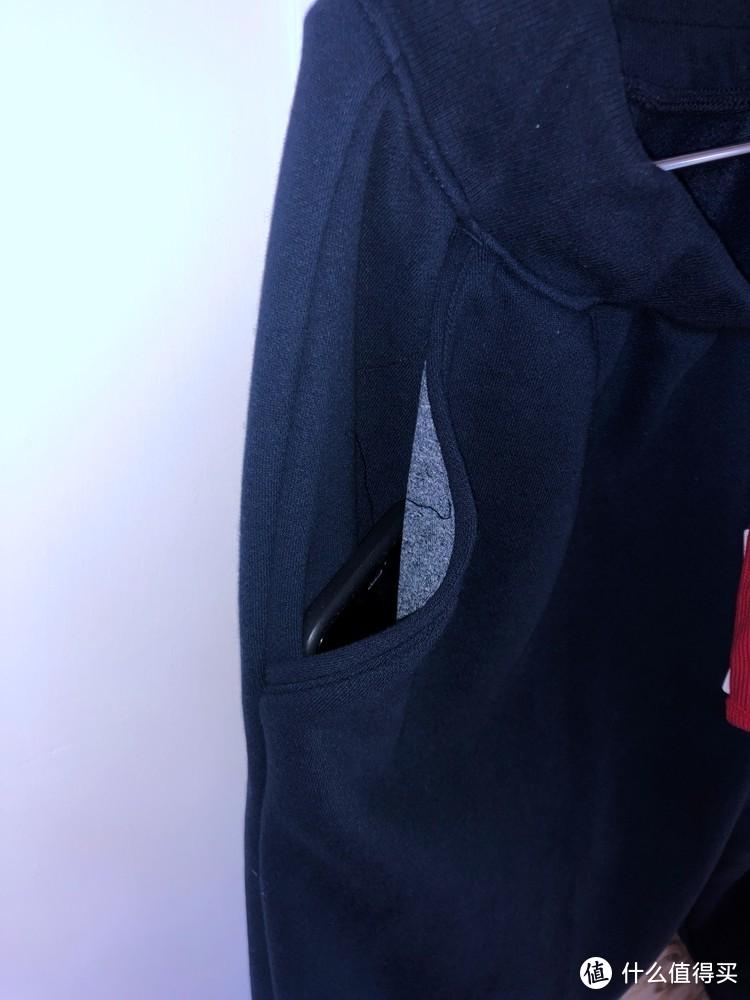 非常保暖不用穿秋裤-迪卡侬 Decathlon 8496003 成人篮球保暖长裤