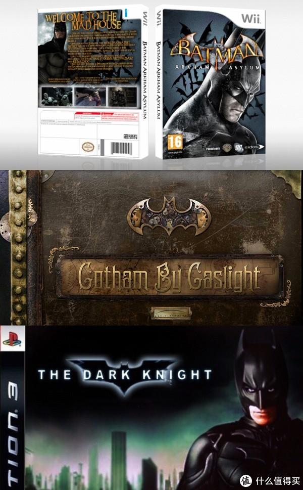 【重返游戏回收站6】未能发售的蝙蝠侠游戏这么多