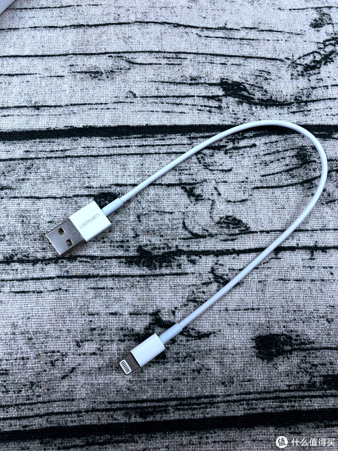 比原装快,充电宝好搭档——绿联 苹果MFi认证数据线 开箱实测