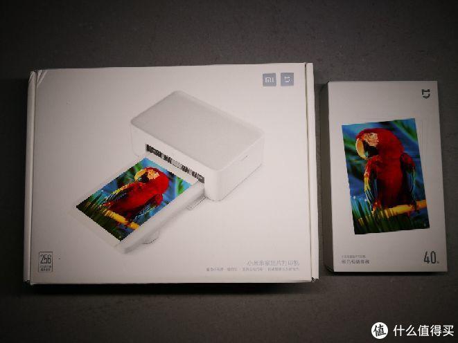 一盒机器一盒色带加相纸