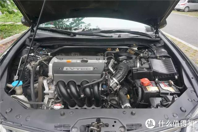 回眸2009款思铂睿(Honda Accord CU1):这才是本田应有的真面目