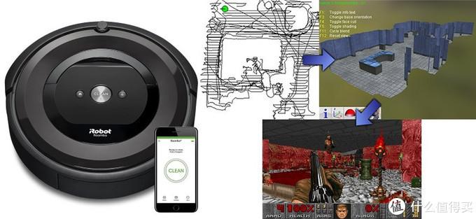 潮酷家电:大神开发iRobot好玩功能,用扫地机器人把家中变成《毁灭战士》游戏战场