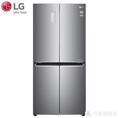 LG发布双风系十字四门对开冰箱,创新保鲜技术可存放高端新鲜食材