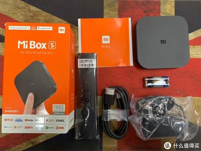 第二次海淘体验之 MI BOX S 小米盒子4国际版