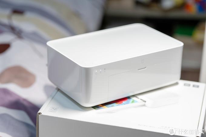 小米米家照片打印机开箱上手+简单评测