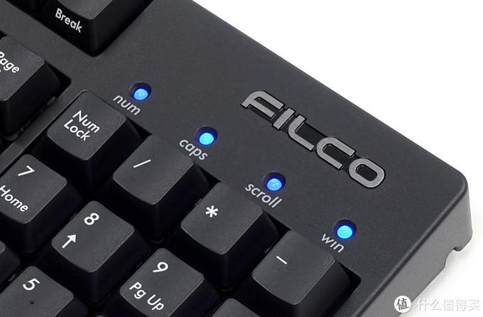 老模具、新轴体:FILCO 斐尔可 即将推出 Stingray 魔鬼鱼 Cherry矮轴 机械键盘