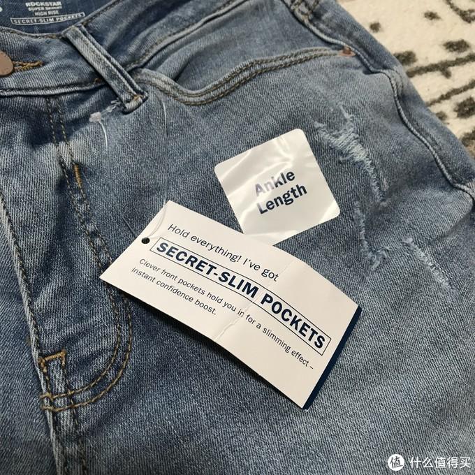 百元以下便宜好穿!Old Navy女式牛仔裤两条