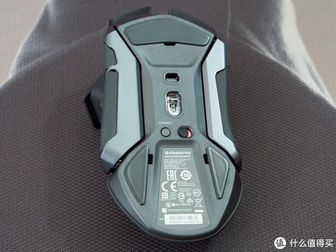 鼠标界的快充:充电15分钟,作战10小时——赛睿 Rival 650 有线&无线双模电竞鼠标