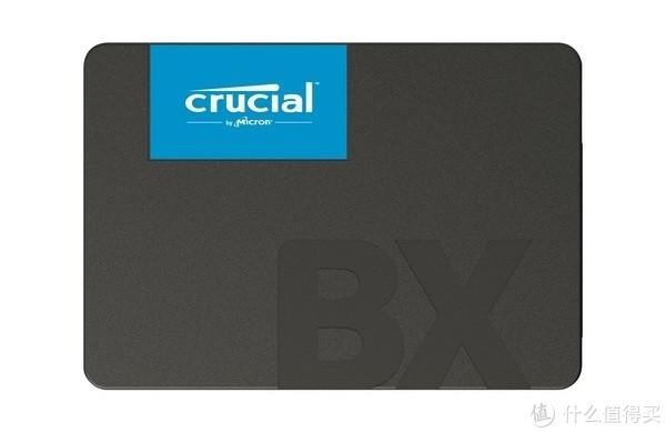 新增960GB容量:Crucial 英睿达 发布 BX500 960GB 固态硬盘