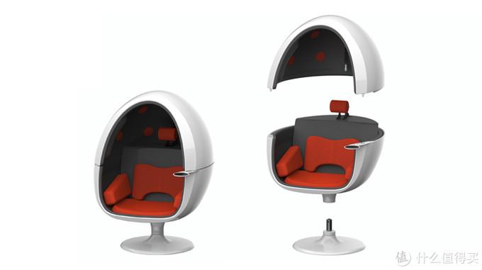 潮酷家电:没钱打造影音室?坐上这把椅子仿佛置身杜比全景声影院