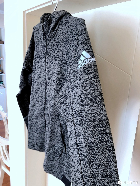 值得等待—阿迪达斯官方 adidas WK SW HD 男子训练针织夹克DH2648