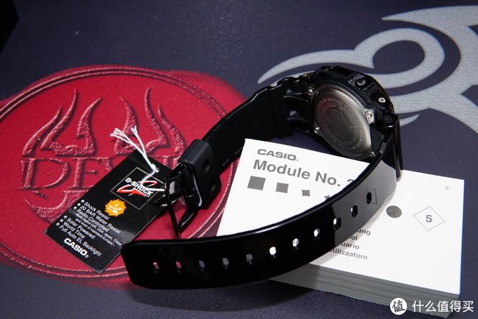来自法亚的亮黑小方块:G-SHOCK GW-M5610BB-1ER