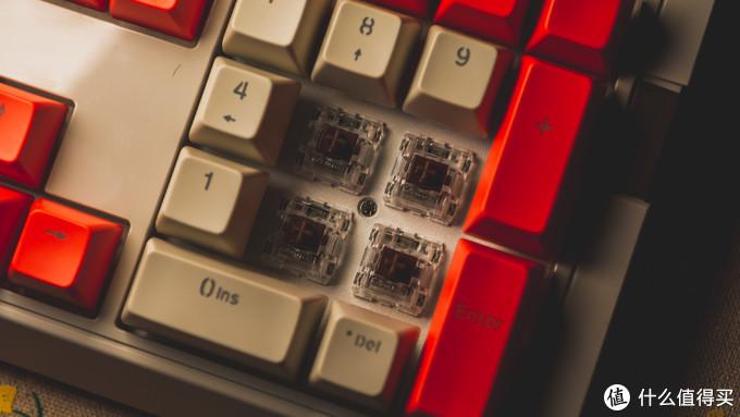 真香!买键帽送键盘?颜值主义的选择——AJAZZ黑爵 AK510复古球帽机械键盘评测