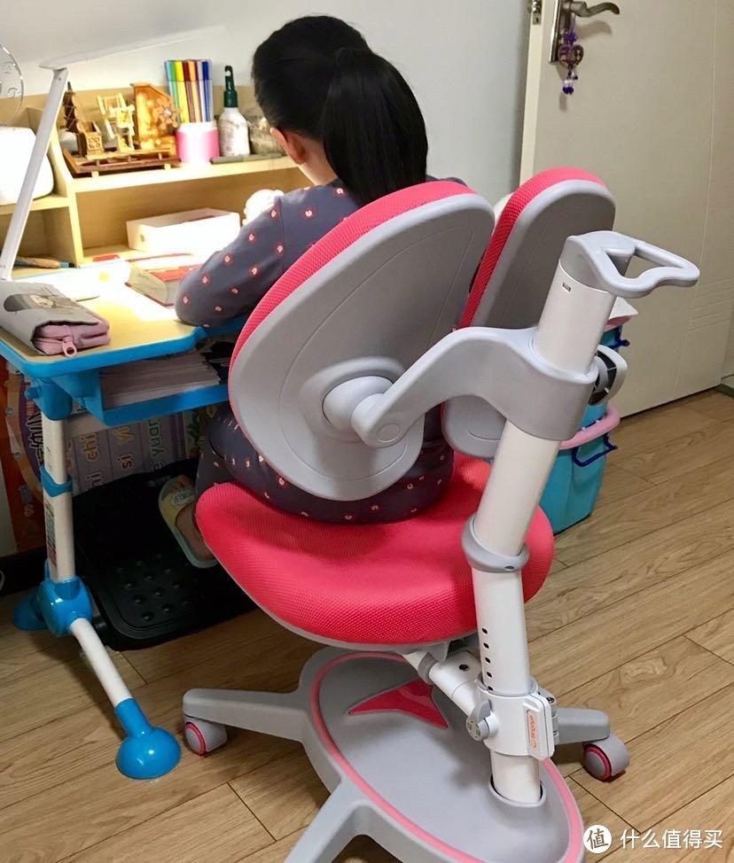 心家宜 M216 儿童成长学习椅 开箱晒单