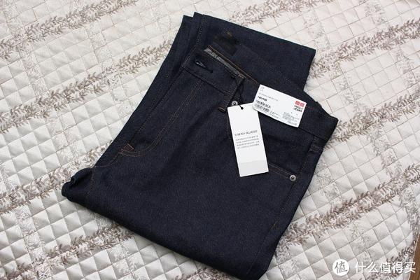 做工精细,价格合理的优衣库原色牛仔裤晒单