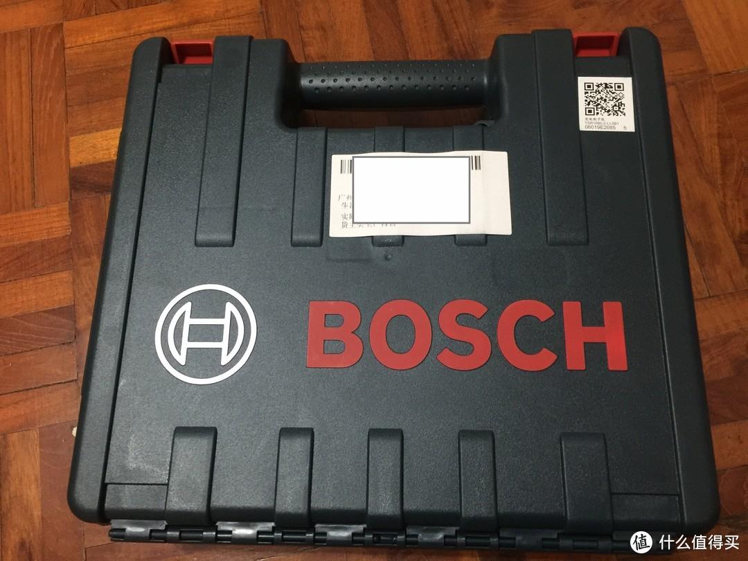 男人的生产力—BOSCH 博世 TSR 1080-2-LI(2B) 充电式电钻起子机双电版晒单