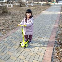 酷骑儿童滑板车使用总结(可折叠|做工|质量|价格)
