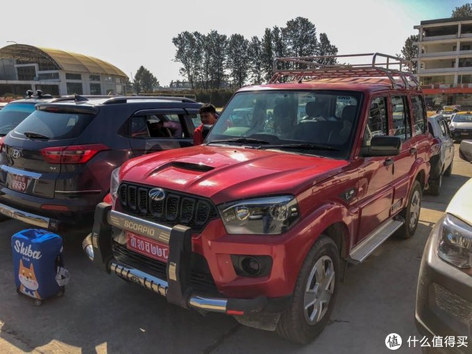 司机的车,这款车在尼泊尔很多