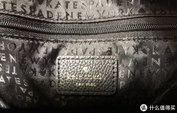 Kate Spade WKRU5498真皮双肩包海淘开箱晒单