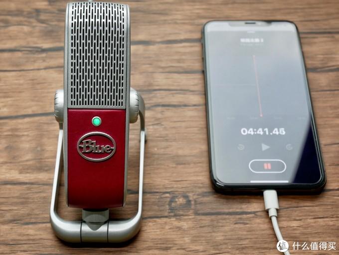 手机K歌神器:Blue Raspberry小红莓移动USB麦克风开箱与评测