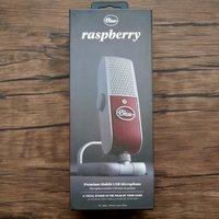 红莓 USB便携式麦克风购买理由(正面|旋钮)