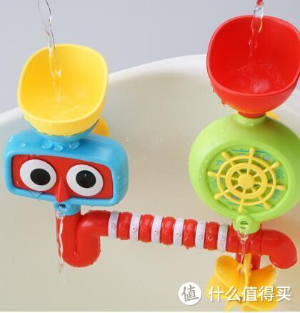 你的宝宝爱洗澡吗?这几款玩具让你的浴室变成游乐场