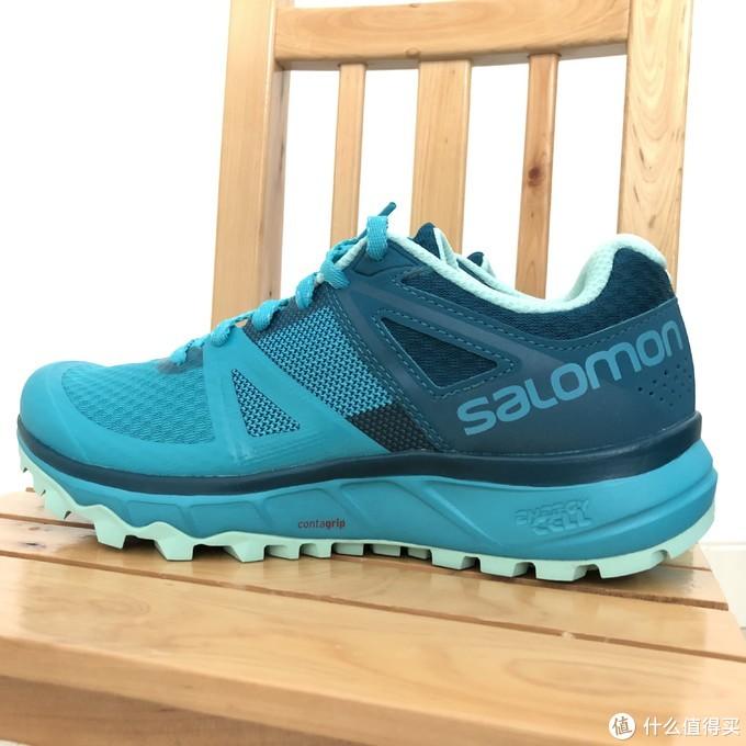女神的新欢—Salomon Trailster 越野跑鞋开箱