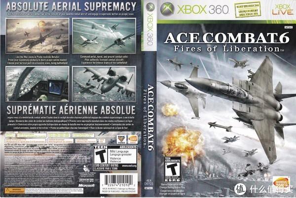 重返游戏:娱乐与现实结合的巅峰《皇牌空战》系列盘点