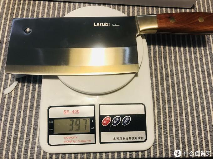 工欲善其事 必先利其器——Lasubi Artisan 工匠系列 厨刀评测