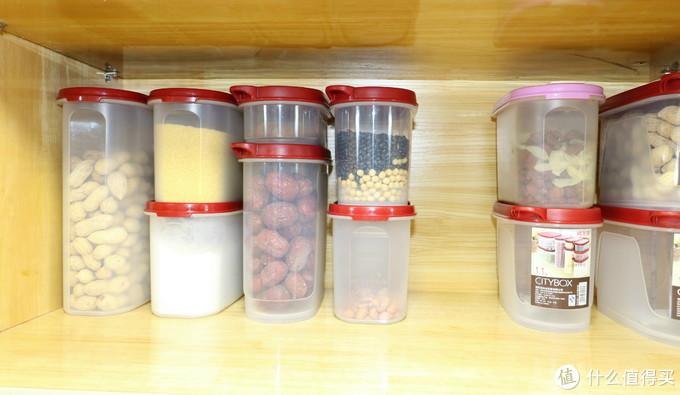 注意左半边的4种组合,这是我们用4种最佳尺寸的收纳盒进行搭配得到的