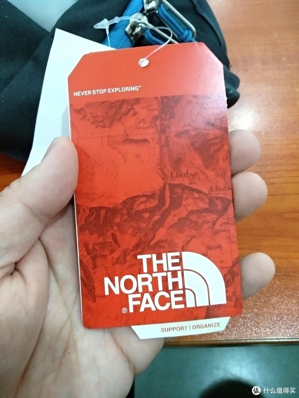 图书馆猿のTheNorthFace 北面 多功能腰包