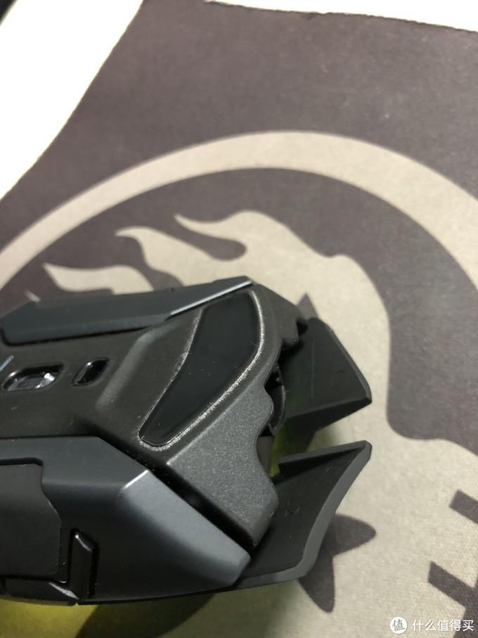 举重若轻?SteelSeries赛睿 Rival 650 无线游戏鼠标 体验