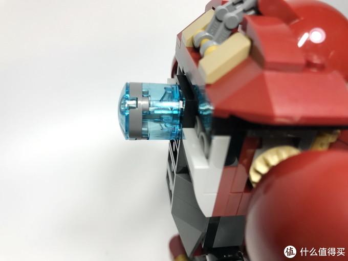 LEGO 乐高 拼拼乐 篇200:灵魂之石到来,超级英雄系列 76104 钢铁侠反浩克装甲