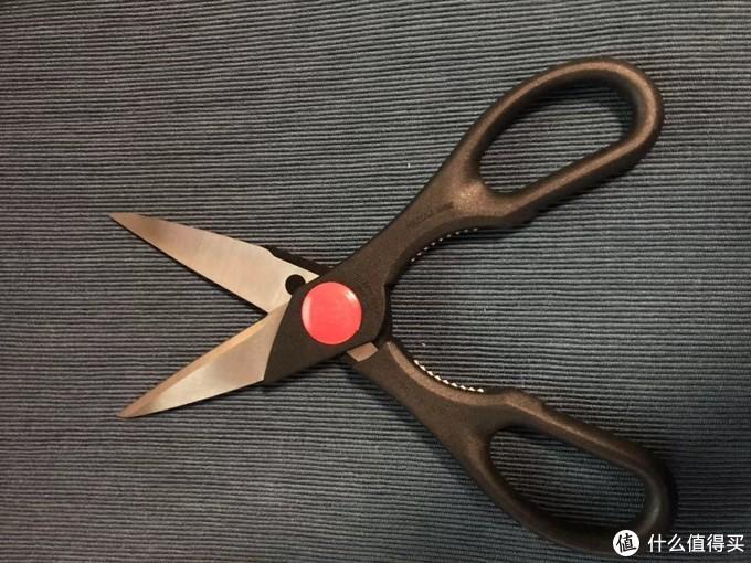 双立人twin L剪刀 国产和德产对比