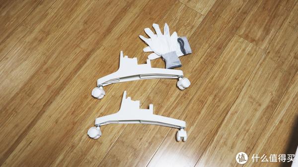 手套和移动支架
