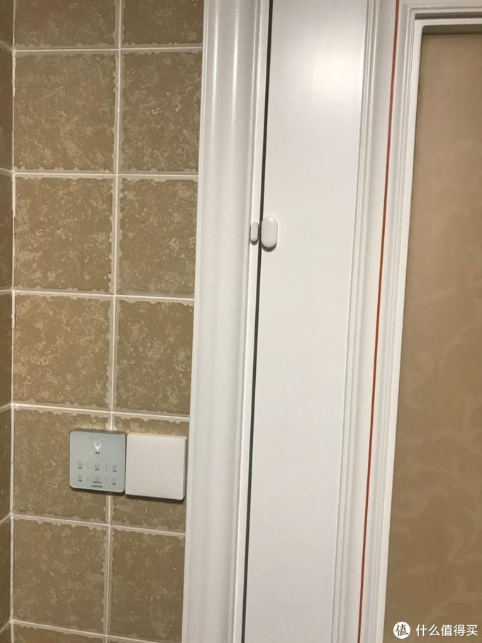 浴霸用的是阿里的,操控不太方便,不可以连接米家APP