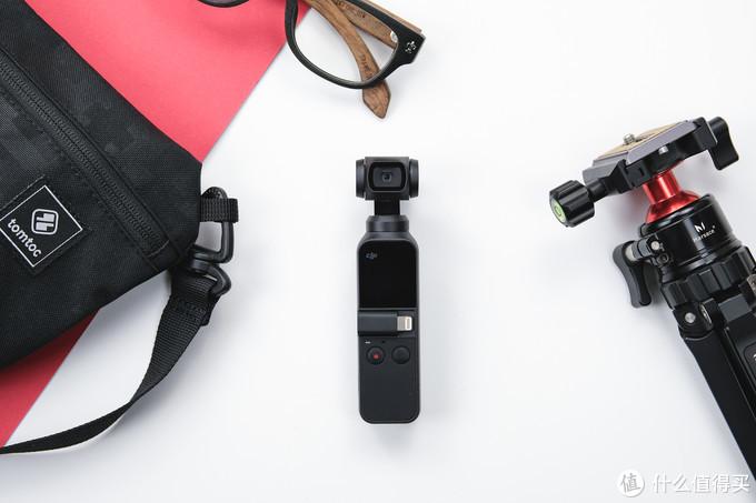 记录灵感创造,玩你的故事生活:DJI大疆 灵眸 Osmo 口袋云台相机
