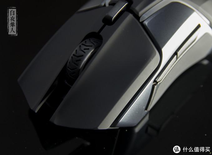 无线元年:赛睿Rival650 测评