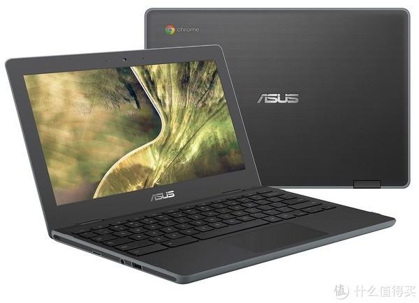 CES 2019:ASUS 华硕 发布 Chromebook C204/C403 学生教育 笔记本电脑