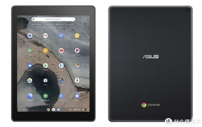 CES 2019:ASUS 华硕 发布 Chromebook Flip C214变形本 和 Chromebook CT100平板